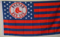 Boston Red Sox 3x5 ft American Flag US seller MLB Redsox