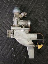 K&B 7.5 outboard boat engine RC - *Read Description*