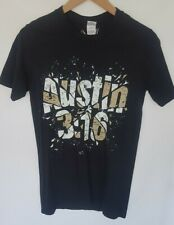 Mens WWE STONE COLD STEVE AUSTIN 316 T-Shirt Small S Official Wrestling
