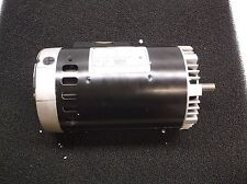 New 2 Hp Pool and Spa Pump Motor, 3450 Nameplate Rpm, 16U472, B835, (A60)