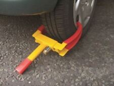 New Claw Style Lock Car High Security Caravan Boat Theft Trailer Wheel Clamp