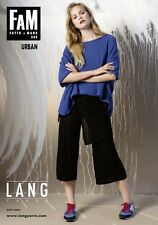 FAM 243 Urban Fatto a mano Casa Libro lavoro maglia di Lang Yarns NUOVO