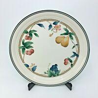 Noritake Keltcraft Cottagecore Nature's Bounty Dinner Plates Ireland - Set of 4