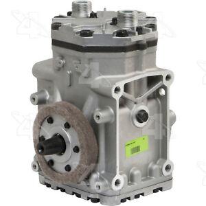 A/C Compressor-New   Four Seasons   58056