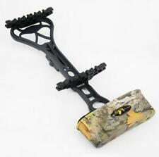 Achery Outdoor Hunting Recurve Compound Bows 6 Arrows Bag Box Quiver Camouflage