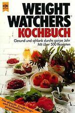 Weight Watchers Kochbuch. Gesund und schlank durchs ganz...   Buch   Zustand gut
