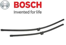 NEW BMW E90 325i 328i 330i 335i M3 Windshield Wiper Blade Set Bosch 3397007072