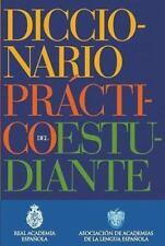 Spanish Dictionary -- Diccionario Practico del Estudiante