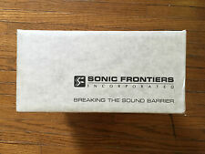 Sonic Frontiers l TransDAC l DAC l D/A Converter