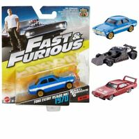 Fast & Furious 6 Diecast Metal Car Figures Collectable 1:55 Scale Models