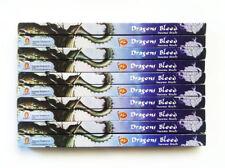 Dragons Blood Incense Sticks Kamini Brand x10 Box Pack Total 80 Sticks