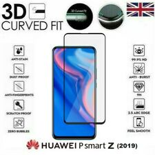 For Huawei P Smart Z 2019 Genuine Full 3D Tempered Glass Screen Protector Cover