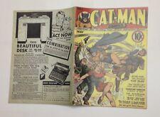 Catman Comics #1 Photocopy REPLICA Comic Book (see details)