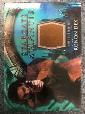 Stargate Atlantis 3&4 Costume Card Ronon Dex 2