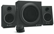 Logitech Z333 80 Watts Multimedia Speakers 980 001203