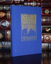 Stardust by Neil Gaiman Cloth Bound Hardcover Deluxe Gift Collectible Edition