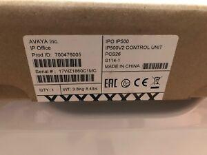 Avaya IP Office 500 V2  R10 SD W / Essentials / VM Pro  /PR1  / IP End Pt RackMt