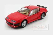 Renault Alpine A310 V6 Pack Gt 1983 Red SOLIDO 1:18 SL1801202