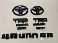 NEW 9PCS 2017-20 4Runner TRD Off Road Overlay  Kit Emblem For Toyota 4Runner OEM