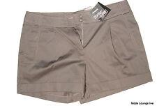 Esprit collection Shorts Hose Pants 40 L New York stretch grau grey Baumwolle