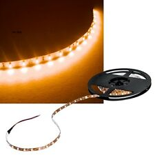 (3,98€/m) 5m SMD Led Stripe ORANGE flexibel IP20 12V / Strip Leiste Streifen