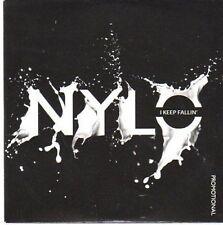 (CE260) Nylo, I Keep Fallin' - 2011 DJ CD