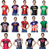 Girls Women Compression Marvel Superhero 3D T-shirt Gym Fitness Sports Jersey