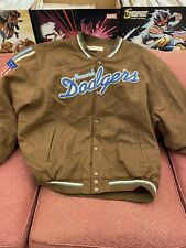 Newark DODGERS NEGRO LEAGUE Varsity Jacket JC Freeman And Sons Sz 4xl Rare