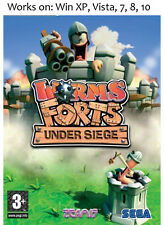 Worms Forts: Under Siege PC Game