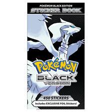 Pokémon Black Edition Sticker Book