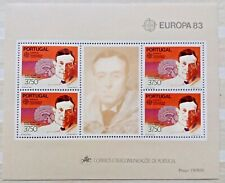 Timbre Stamp Portugal 1983 YT  bloc BF 41 EUROPA CEPT Neuf