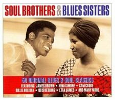 Various Artists - Soul Brothers & Blues Sisters (2013)