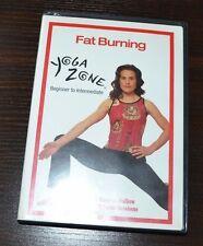 Yoga Zone - Fat Burning DVD 2001 Beginner to Intermediate 2 20 min sessions