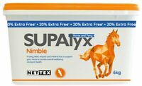 NETTEX Equine SUPAlyx Nimble Vitamin Mineral Mobility Joint Health Horse Lick