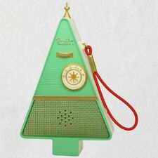 Hallmark 2018 Wonderful Christmastime Musical Ornament