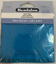 """Tacky Bead Mat 4.25""""X4.25"""" 035926092860"""