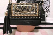 Victoria's Secret Edición Limitada Cuero Bandolera Bolso BALMAIN Colección De Oro
