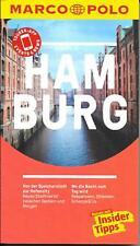 Hamburg Speicherstadt Reeperbahn Marco Polo Reiseführer & Extra-Faltkarte 2018