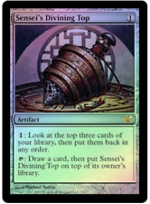 MTG X1: Sensei's Divining Top, FTV: Exiled, M, Light Play - FREE US SHIPPING!