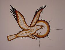 Sun Flight I by Abe Kakepetum Limited Edition Print Great Canadian Print Company
