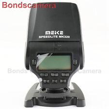 Meike MK-320 TTL Flash Speedlite For Panasonic GH4 GX7 G7 Olympus OM-D E-M1 P5