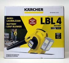 Kärcher LBL 4 Akku- Laubbläser (ohne Akku)
