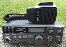 Lot 23: Realistic Model HTX-100 10 Meter & SSB/CW HAM Radio Transceiver