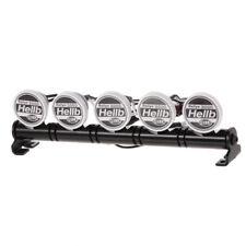 5Leds LED Light Roof Rack Spotlight Bar for 1/10 RC Car Crawler Traxxas TRX4