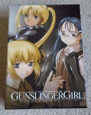 Gunslinger Girl Vols 1-3 + Limited Edition Box - Import Anime R1 DVD