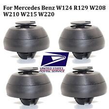 4x Jack Pad Support Lift for Mercedes Benz W124 R129 W208 W210 W215 W220