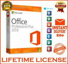 Microsoft Office 2016 Pro Plus KEY For Windows 10 Activation Product Key Instant