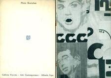 MESCIULAM Plinio, Dipinti 1963-1964. Catalogo di mostra, Albisola Capo, 1964