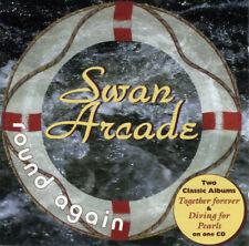 Swan Arcade – Round Again-Folk, World, & Country-2 ALBUMS ON ONE CD