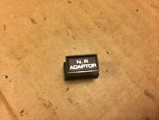 Sansui Six & Seven Parts - N.R. ADAPTOR Pushbutton Knob Cover for Receiver